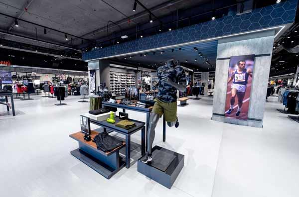Nuovo concept store per Cisalfa Sport