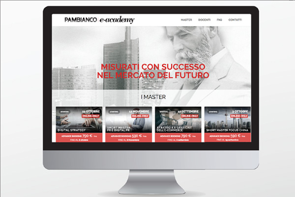 I nuovi master di Pambianco E-academy tra Cina e digital