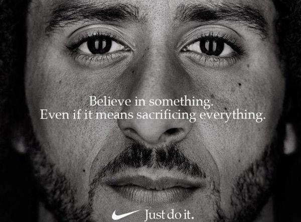 Nike, la Borsa gela il testimonial 'politico'
