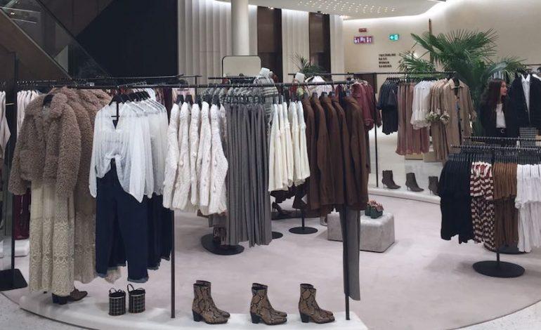 Zara Milano, primo store italiano con i QR code