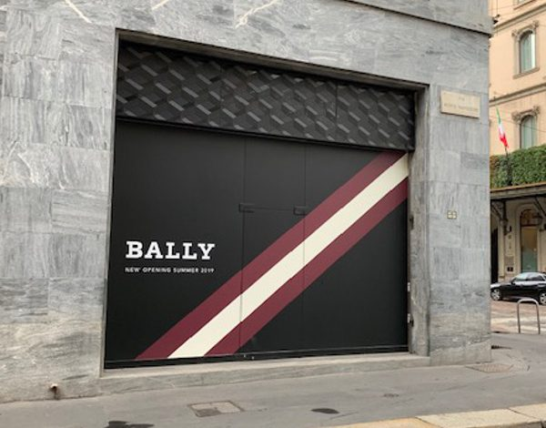 Bally, nuovo flagship in via Montenapoleone