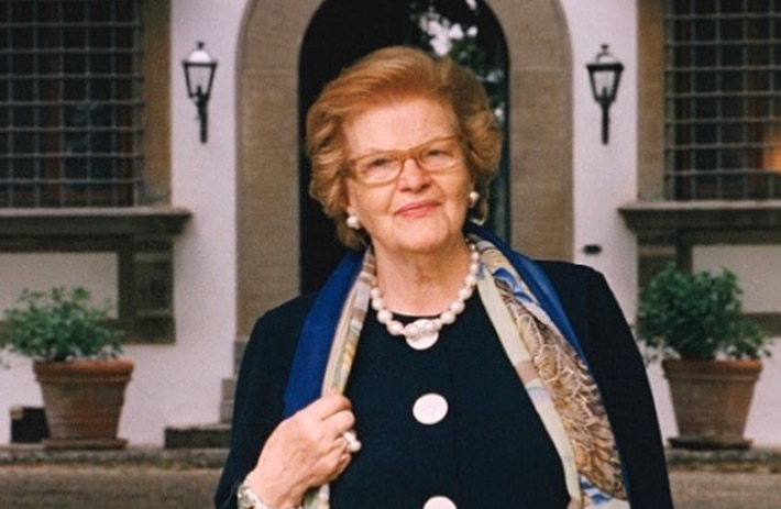 Addio a Wanda Ferragamo