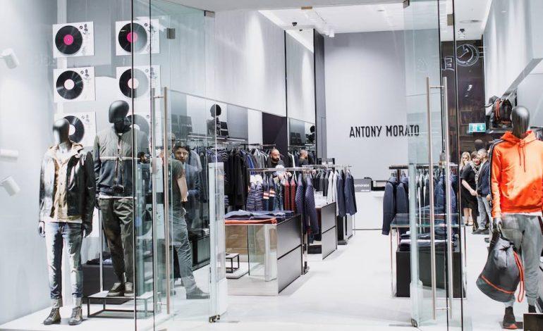 Antony Morato incrementa la presenza all'estero