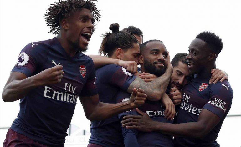L'Arsenal ritorna a vestire Adidas