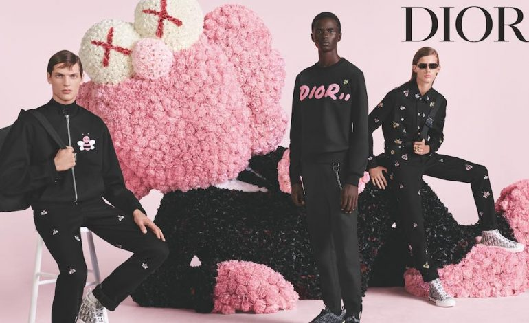 Debutto in rosa per l'uomo di Dior by Jones