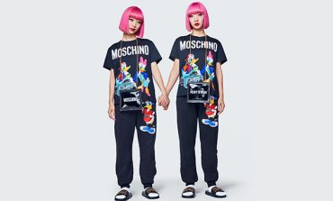 H&M presenta Moschino. E 'nasconde' Nyden