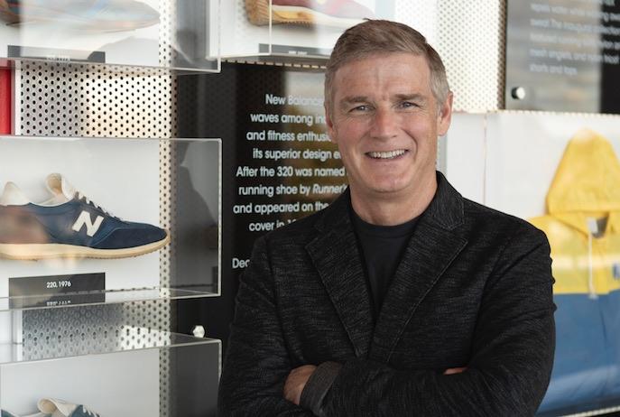 New Balance, Preston è il nuovo CEO