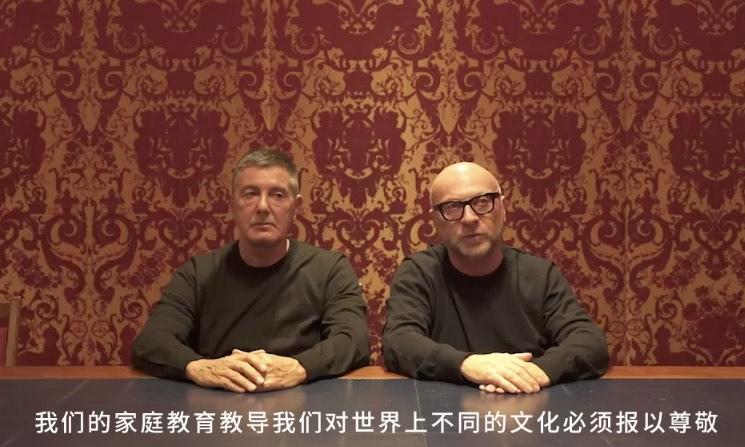 Dolce & Gabbana, arriva il video di scuse