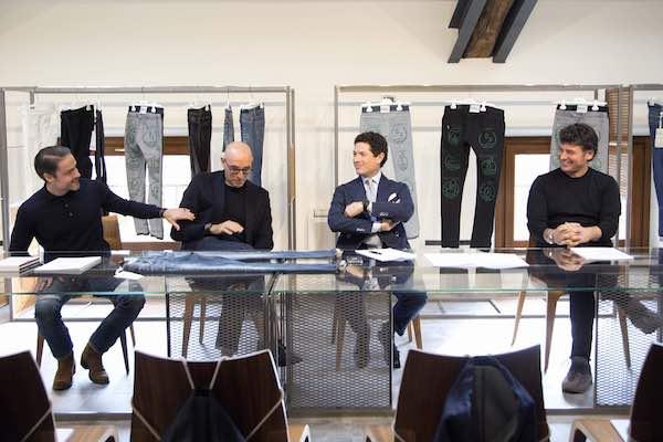 Dondup lancia i jeans sostenibili con D/Zero