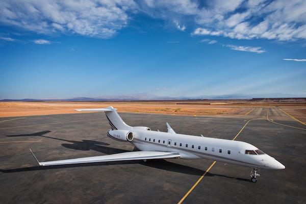 Gli aerei privati di NetJets crescono in Italia