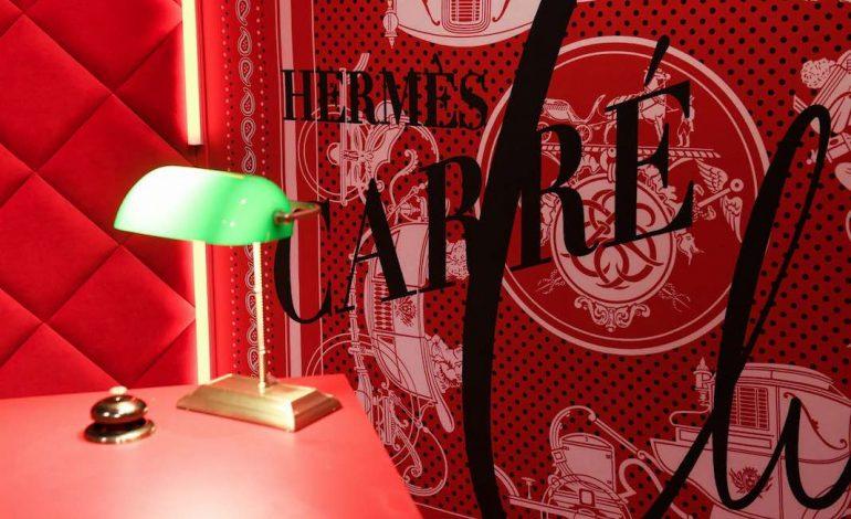 Il Carré Club di Hermès arriva a Milano