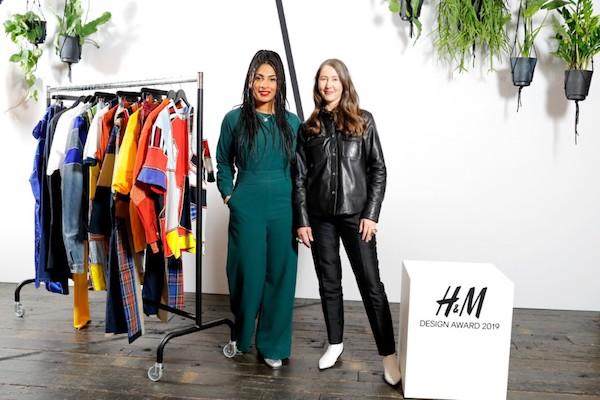Ahluwalia vince l'H&M Design Award 2019