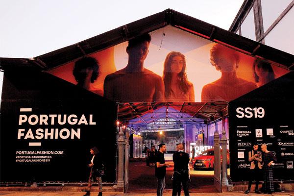 La Portugal fashion week sposta la moda su estero e inclusività