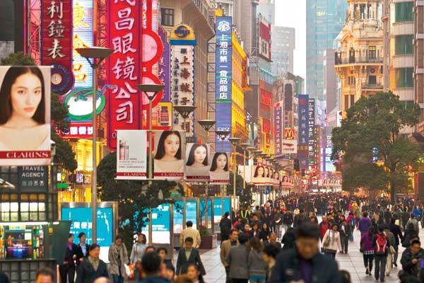 La Cina è ancora lì a trainare il lusso