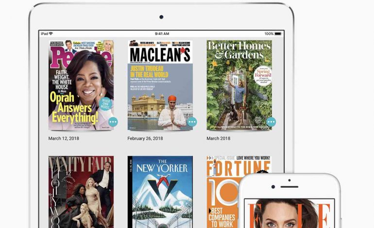 Apple pronta a lanciare l'all-you-can-read
