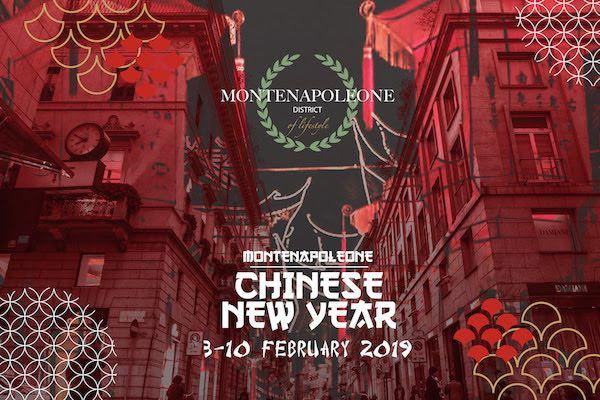 Chinatown in Montenapo per il capodanno del Drago
