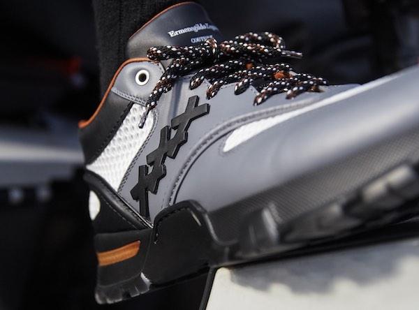 Zegna lancia la sua sneaker personalizzabile