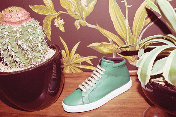 Camminare sul green