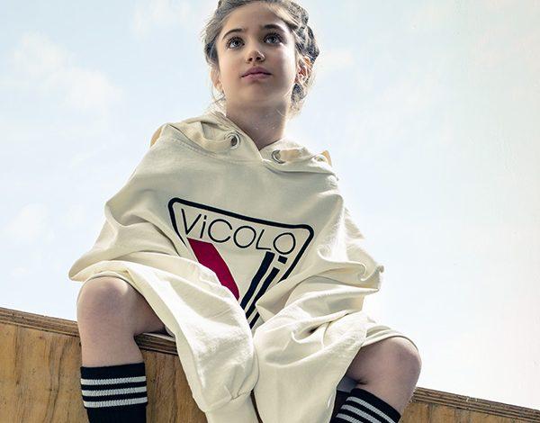 GGZ debutta nelle taglie minicon Vicolo Girl