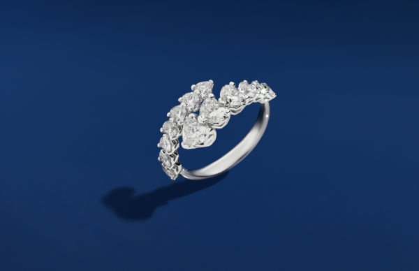 Recarlo, nuove forme per i gioielli dell'amore
