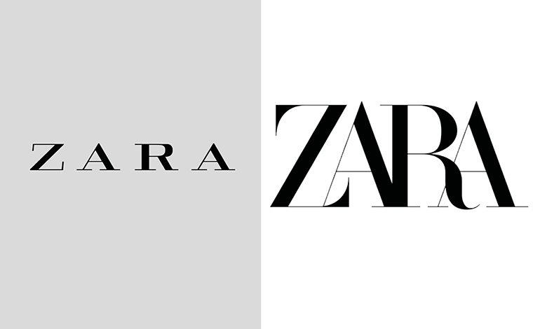 Febbre rebranding tutti uguali. Ma Zara resta 'graziata'