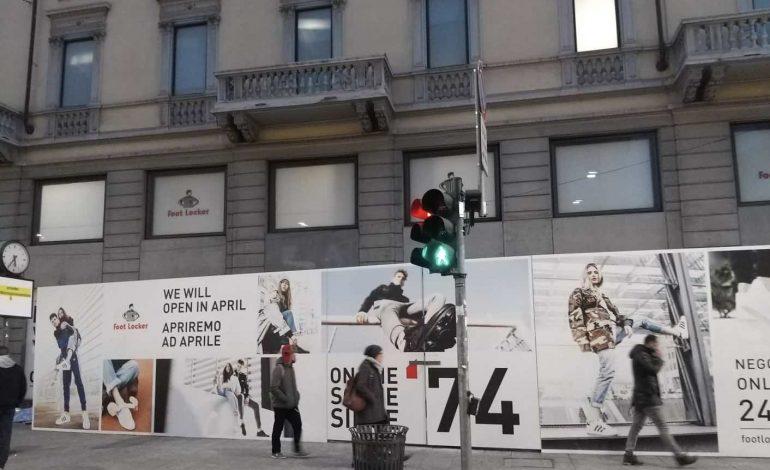 Foot Locker rilancia su Corso Buenos Aires