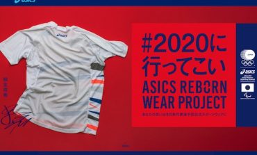 Tokyo 2020, Asics farà le divise con 'capi usati'