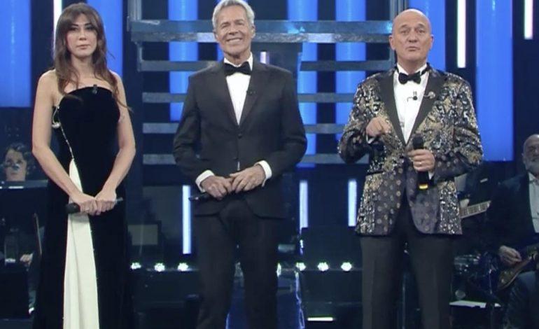 """Sanremo, buona la """"prima"""" per il fashion italiano"""