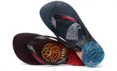 Havaianas lancia la special edition Game of Thrones