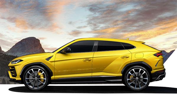 Lamborghini, record di ricavi (+40%) con Urus