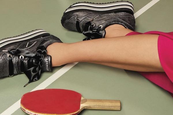 A Febos il 50% delle scarpe Apepazza