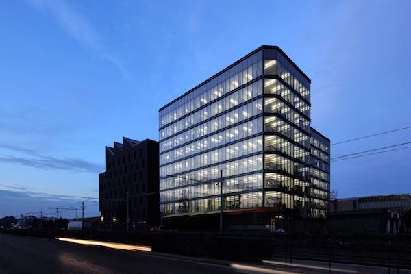 Kering a milano nuova sede di nove piani pambianco news for Uffici a milano