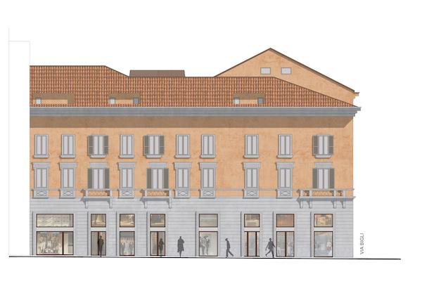 Via Verri 5 sarà il nuovo headquarter del Quadrilatero