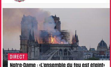 Il lusso si mobilita per Notre-Dame, mega-donazioni firmate Kering e Lvmh