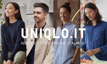 Inizia lo sbarco di Uniqlo. Aperto il primo e-store italiano
