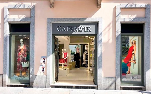 Primo monomarca a Torino per CafèNoir
