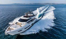 Affonda l'Ipo degli yacht Ferretti