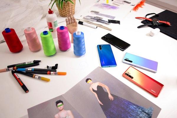 Huawei lancia app che disegna i vestiti con l'AI