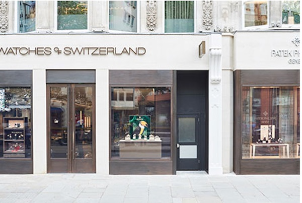 Watches of switzerland ipo financial times