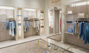 Luisa Spagnoli spinge sul restyling delle boutique