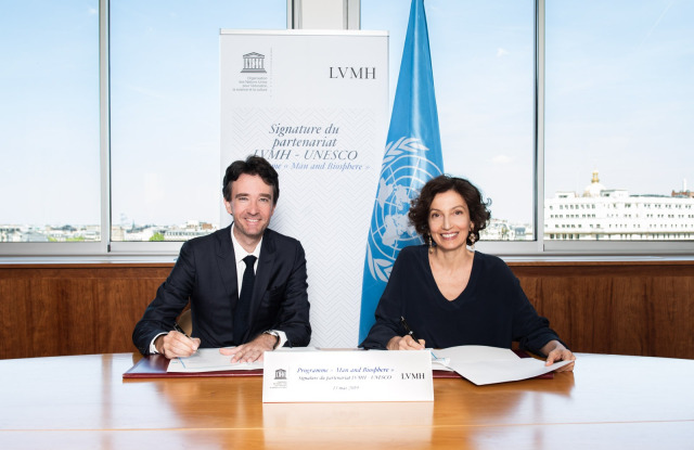 Kering e Lvmh, sfida a colpi di impegno per il pianeta