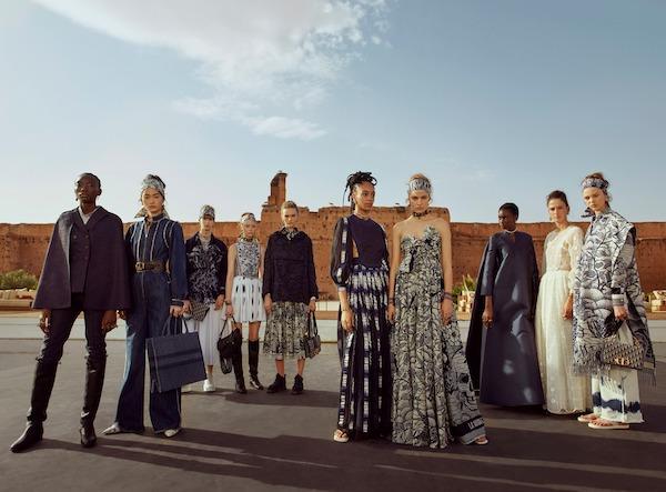 Dior porta la cruise a Lecce