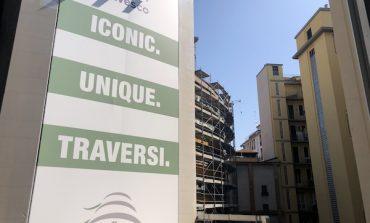 Ex Garage Traversi a Milano, nel 2020 diventa mall con piscina e bistrot