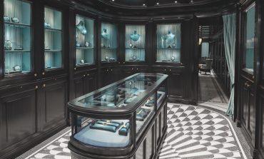 Gucci, a Parigi la prima boutique alta gioielleria