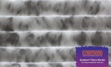 Thermore scommette su Ecodown Fibers Marble