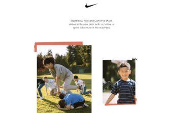 Anche Nike in abbonamento. Primo step: scarpe bimbo