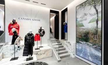 Canada Goose inaugura il primo store italiano