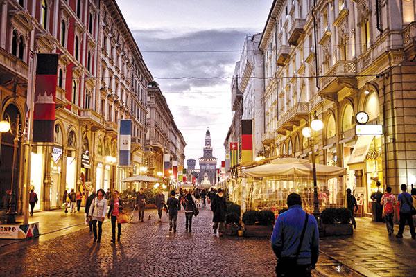 Milano centro d'Italia, i numeri sono da capogiro