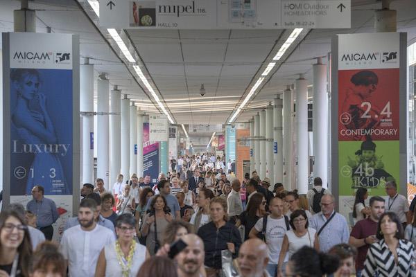 Micam Milano diventa anche digital