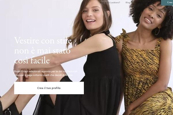 Moda in abbonamento, Lookiero arriva a Milano